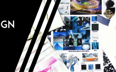 時裝設計及作品集