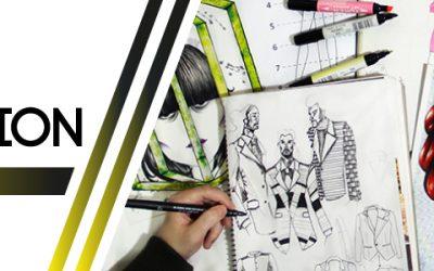 時裝繪圖及插畫